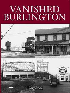 Vanished Burlington Book